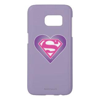 Purple Heart S-Shield Samsung Galaxy S7 Case