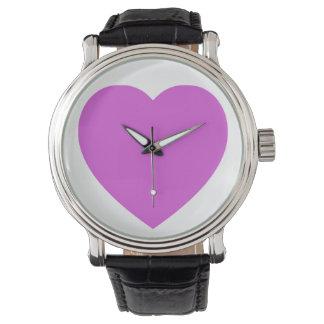 Purple Heart Watch