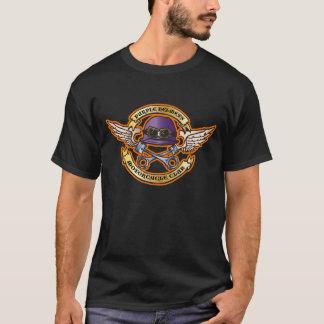 Purple Helmets - Wings 01 T-Shirt