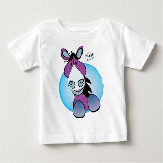 Purple Horse Hay! Baby T-Shirt