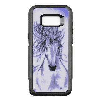 Purple Horse OtterBox Commuter Samsung Galaxy S8+ Case