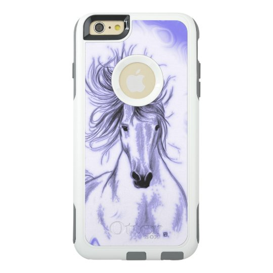 Purple Horse OtterBox iPhone 6/6s Plus Case