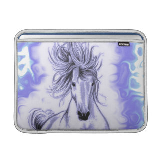 Purple Horse Sleeves For MacBook Air