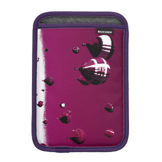 Purple Hot Air Balloon Ipad Mini Case Vertical iPad Mini Sleeves