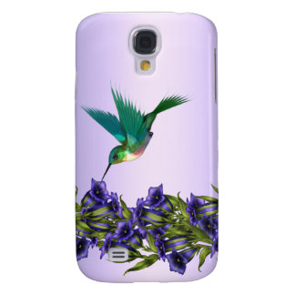 Purple Hummingbird i
