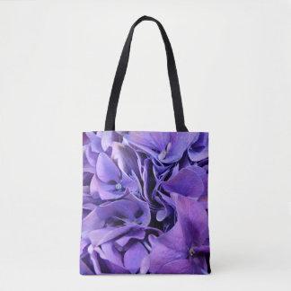 Purple Hydrangea Classic Tote Bag lk
