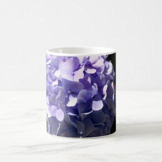 Purple  Hydrangea Coffee Mug