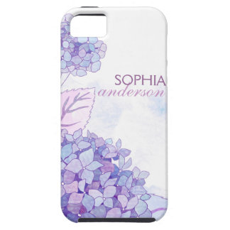 Purple Hydrangeas Bridal iPhone 5 Case-Mate Vibe