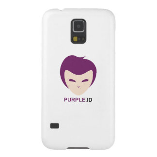 Purple ID Cases For Galaxy S5