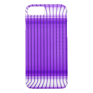 Purple Illusion iPhone 7 Case