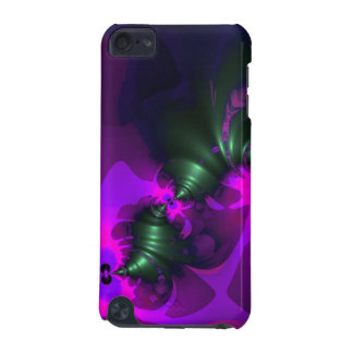 Purple Imp – Violet and Magenta Ribbons iPod Touch (5th Generation) Case