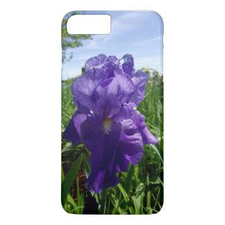 Purple Iris Case for Iphone