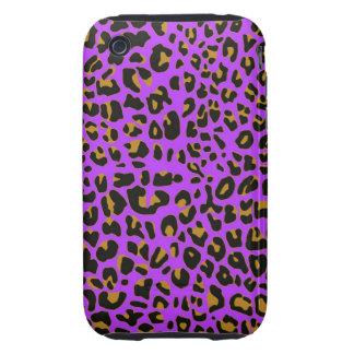 Purple Jaguar iPhone 3G/3GS Case-Mate Tough iPhone 3 Tough Cover