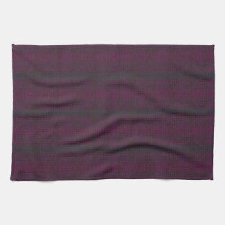 purple kitchen towel