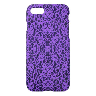 Purple Lace iPhone 8/7 Case