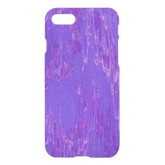 Purple Lava iPhone 7 Case