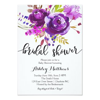 a8acc35e1bbcb Bridal Shower Invitations   Wedding Shower Invitations. Order Online ...