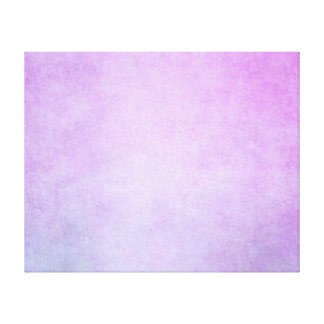 Purple Lavender Watercolor Parchment Background Canvas Print