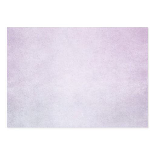 Purple Lavender Watercolor Personalized Background Business Cards