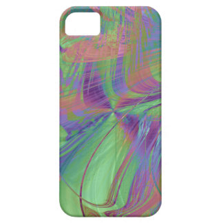 Purple Light iPhone 5 Covers