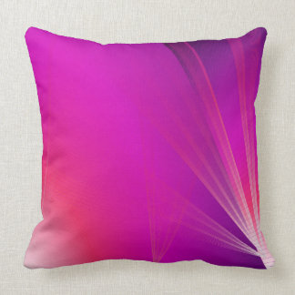 Purple Light Pillow Throw Pillows