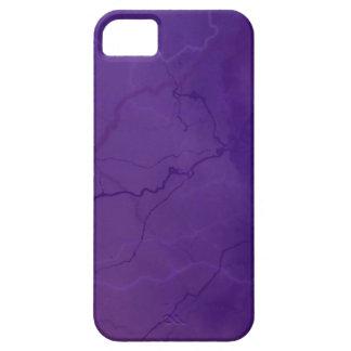 Purple Lightning iPhone 5 Cover