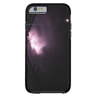Purple Lightning iPhone 6 Tough Case Tough iPhone 6 Case