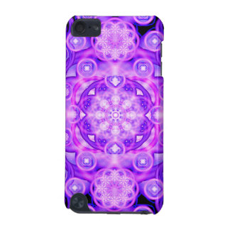Purple Lights Mandala iPod Touch 5G Case