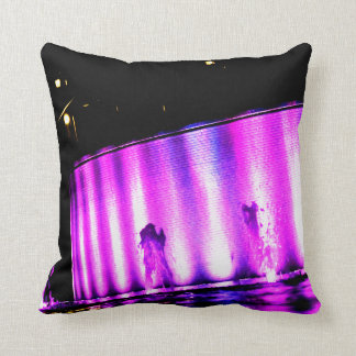 Purple Lights Pillows
