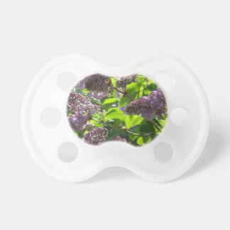 Purple Lilac Baby Pacifier