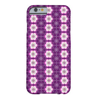 Purple lilac pink floral sakura pattern barely there iPhone 6 case