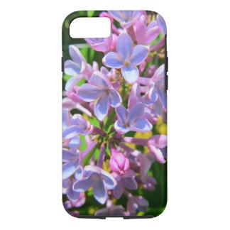Purple Lilacs iPhone 7 Case