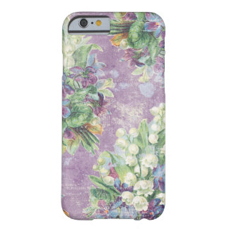 Purple Lily of the Valley Barely There iPhone 6 Case
