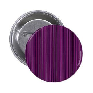 Purple lines 2 inch round button