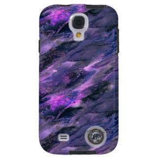 Purple Liquid camo Samsung Galaxy S4 case