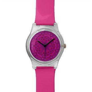 Purple Lotus Kaleidoscope May28th Watch
