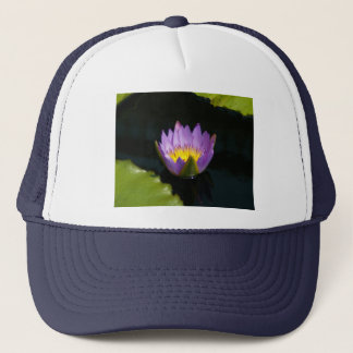 Purple Lotus Waterlily Hat