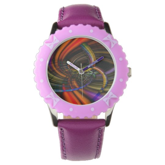 Purple Lover's watch