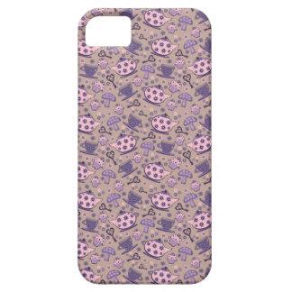 Purple Magic Kitchen iPhone 5 Cover
