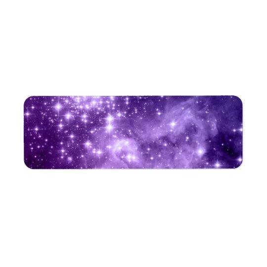 Purple Magic Stars