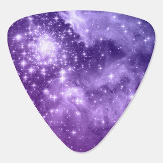 Purple Magic Stars Pick