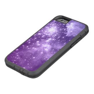 Purple Magic Stars Tough Xtreme iPhone 6 Case