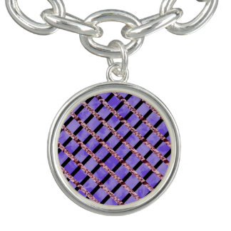 Purple Make it Texture Bracelet