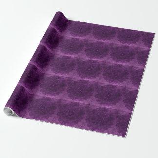 Purple Mandala Gift Wrap