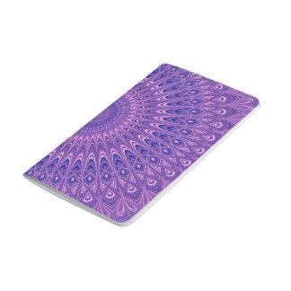 Purple mandala journal