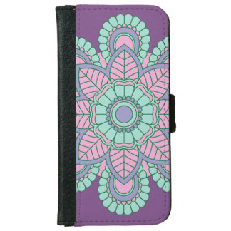 Purple Mandala Phone Case