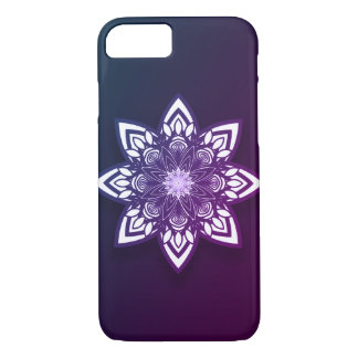 Purple Mandala Phone Case