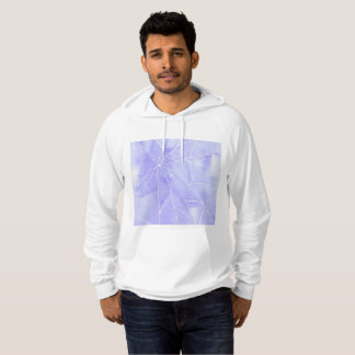 Purple Marble Break Hoodie