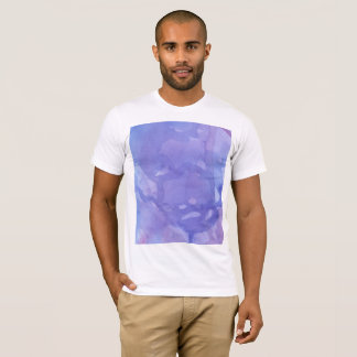 Purple Marbled Watercolour Shirt