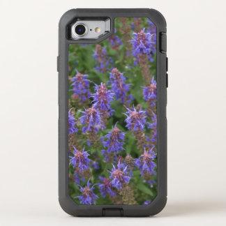Purple Meadow Sage OtterBox Defender iPhone 8/7 Case